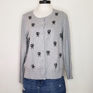 Loft Ann Taylor Cartigan Sweater